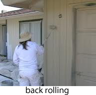back-rolling