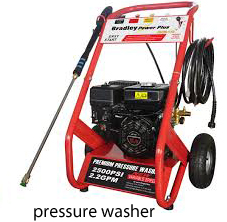pressure-washer