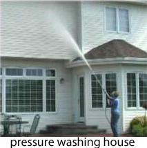 pressure-washing-house