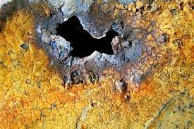rust-holes